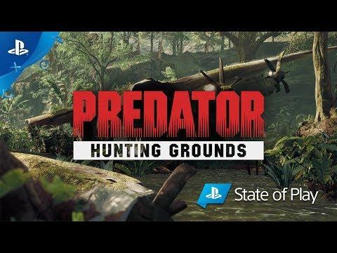 Predator: Hunting Grounds | Reveal Trailer | PS4 de Predator Hunting Grounds