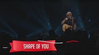 Video Ed Sheeran - Shape of You (Live on the Honda Stage at the iHeartRadio Theater NY) MP3, 3GP, MP4, WEBM, AVI, FLV Agustus 2018