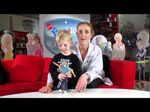 Barbie Fashionistas Ken Doll from Mattel's ToyLab.com.au