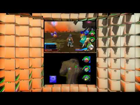 Kingdom Hearts 3D Dream Drop Distance (3DS)