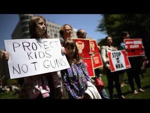 News Update Guns kill 1,300 US children every year, study finds 19/06/17