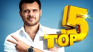Download Lagu Emin - TOP 5 - Новые песни Mp3