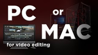 Video Video Editing on a MAC vs PC: Mystery Solved? MP3, 3GP, MP4, WEBM, AVI, FLV Maret 2019