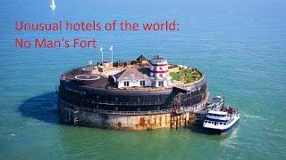 Seaview United Kingdom  city photo : Unusual hotels of the world: No Man's Fort, Seaview, Isle of Wight, United Kingdom, 4-star hotel