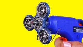 Video DIY Hand Spinner Fidget Toy LIFE HACKS MP3, 3GP, MP4, WEBM, AVI, FLV September 2017