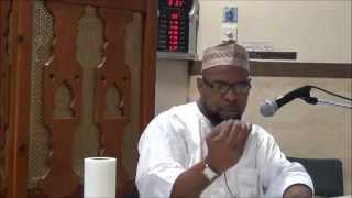 The Foundations of the Sunnah   Lesson 3   Abu Usamah at Thahabi   HD