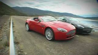 2009 Aston Martin V8 Vantage Review