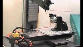 Welding of an endscope using a laser