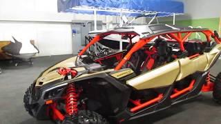 9. 2018 Can-Am Maverick X3 MAX XRS Turbo R UU251