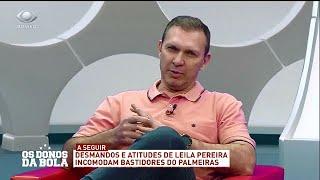 BOMBA! Velloso revela quem é o novo técnico do Palmeiras