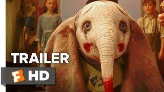 Video Dumbo Trailer #1 (2019) | Movieclips Trailers MP3, 3GP, MP4, WEBM, AVI, FLV Januari 2019