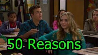 50 Reasons Rucas Sucks And Lucaya Is Better | Girl Meets World