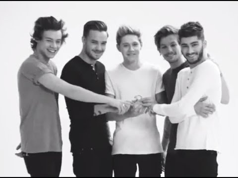 "One Direction: ""That Moment""  Detrás de cámaras y video original Subtitulado"