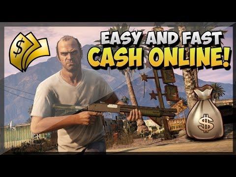 GTA 5 How To Make Money Online – Million Dollar Cash Giveaway By Rockstar In GTA 5 Online (GTA V)