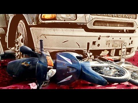 Tổng hợp tai nạn giao thông bất ngờ(phần 3), hãy xem để cứu mạng của chính bạn