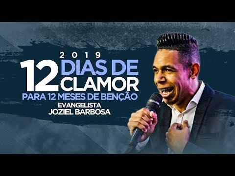 12 Dias de Clamor 2019 I Ev Joziel Barbosa I Sede