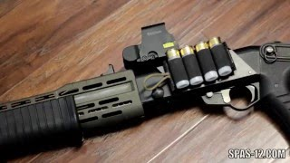 Scope Mounts and Combat Bolt Releases