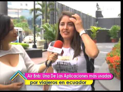 Air Bnb: Una de las aplicaciones más usadas por viajeros en Ecuador