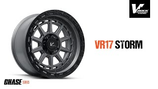 VR17 Storm Gunmetal video thumbnail