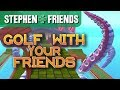 Golf With Your Friends #6 • TENTACLE MONSTER