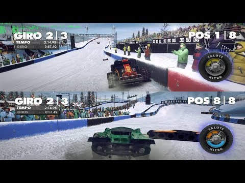 Top 10 Car Racing(Local Multiplayer) Games of 2017 || Split Screen Mode upto four players || NEW