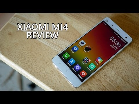 Xiaomi Mi4 Review