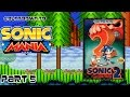 Countdown to Sonic Mania Part 5: Sonic The Hedgehog 2 (1992) Hill Top Zone