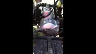 2. 4wheeler starter motor removal