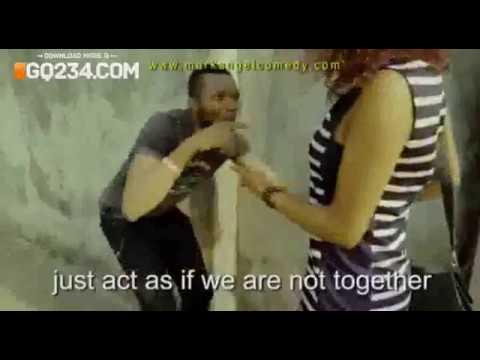 comedy video Mark Angel Comedy x Denilson Igwe My Mother Episode 102  kikigist com