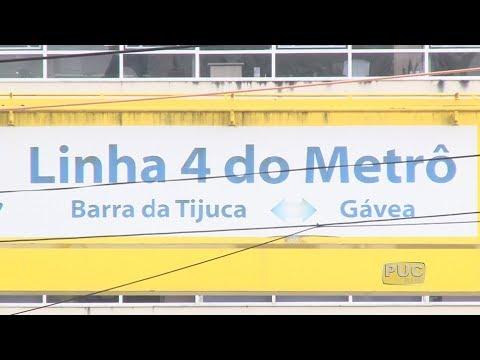 Kinoplex - #MetroGavea Estudo da PUC-Rio aponta risco de afundamento na estação Gávea