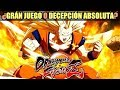 Dragon Ball Fighterz : gran Juego O Decepcion en Este V