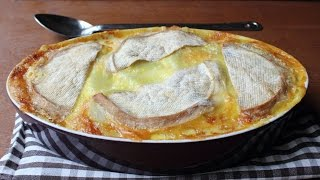 Tartiflette Recipe - French Potato, Bacon, and Cheese Casserole by Food Wishes