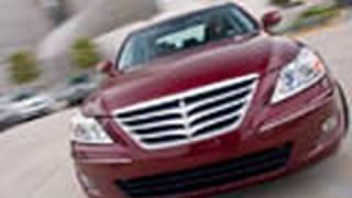 Bargain Benz? 2009 Hyundai Genesis Sedan - Road Test