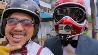 MotoVLog - Ikutan The Distinguished Gentleman's ride 2016