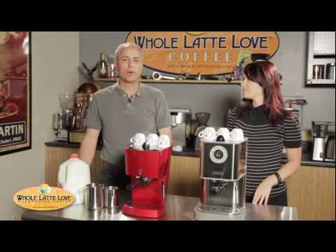 How to Froth Milk with a Pannarello Wand