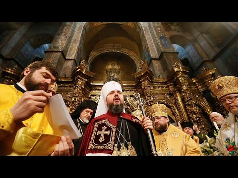 Ukraine: Die Orthodoxe Nationalkirche kürt ihr Oberha ...
