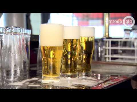 Zelf-afschuimend bierglas in de prijzen