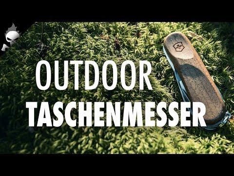 TASCHENMESSER ⚠️ Victorinox EvoWood 17 – Messer / Multitool für Bushcraft, Schnitzen, Reperaturen
