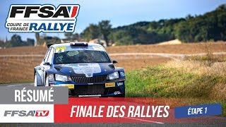 Rallye Etape 1