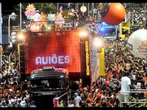 Aviões do Forró - Carnaval 2012 - NO TOQUE DO CELULAR - ENFICA.wmv