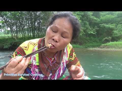 Natural Life - Amazing Yummy Cooking Fish Pond Recipe - Cooking Skill