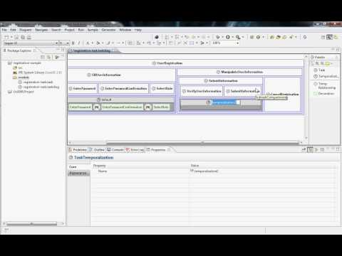 user. - This video presents how usitask is used to produce a task model for the