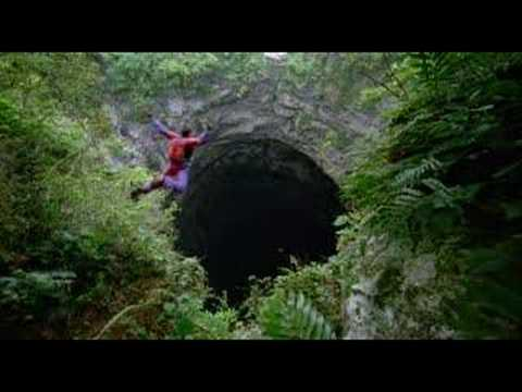 caves - This 400 meters deep cave is located in a rainforest in San Luis Potosí. This Video is a beginning of BBC´s 2006 Documentation