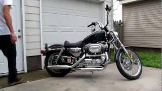 3. 2002 Harley Sportster 1200c