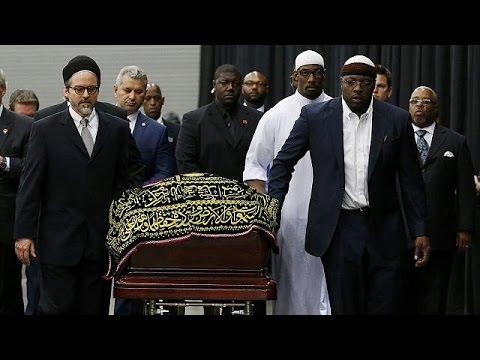ΗΠΑ: Συγκίνηση και δάκρυα για τον Μοχάμεντ Άλι