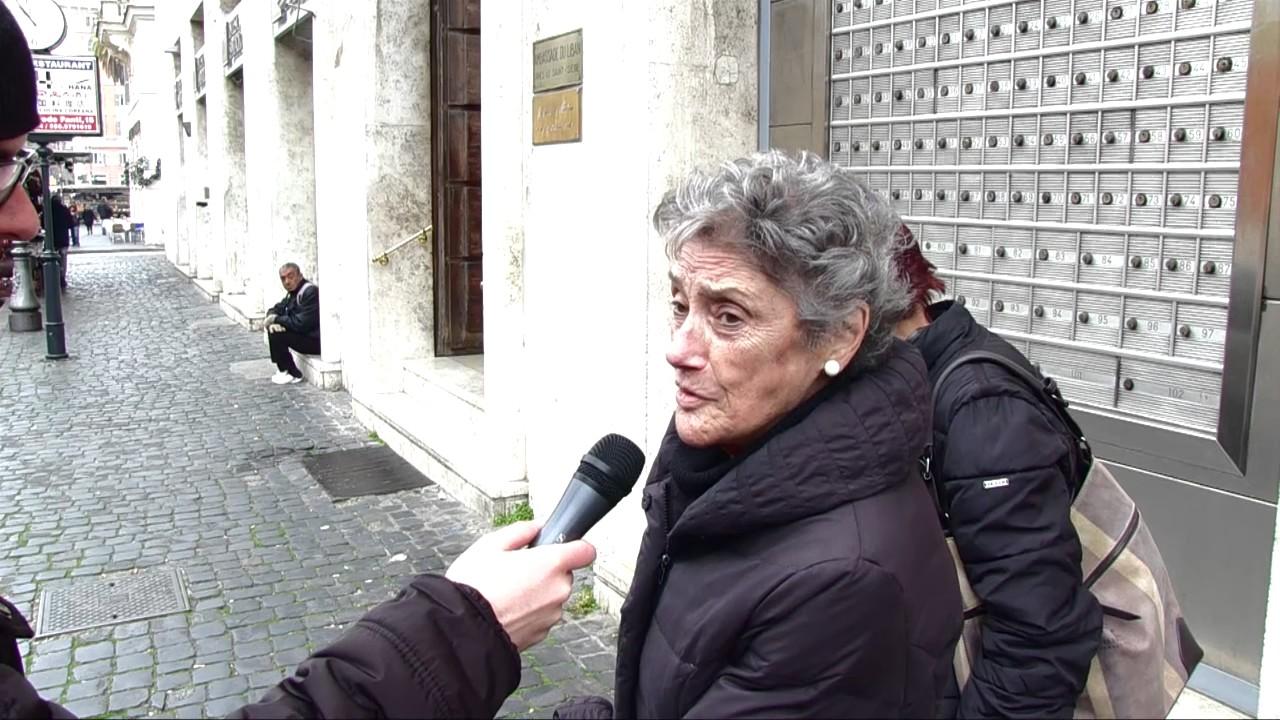 Caso Roma, la voce dei cittadini
