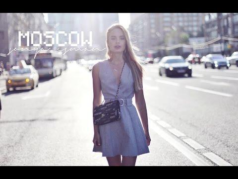 Москва ♡ люблю тебя, слишком. [влог] (видео)