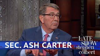 Video Why Sec. Ash Carter Lifted The Military's Transgender Ban MP3, 3GP, MP4, WEBM, AVI, FLV September 2019