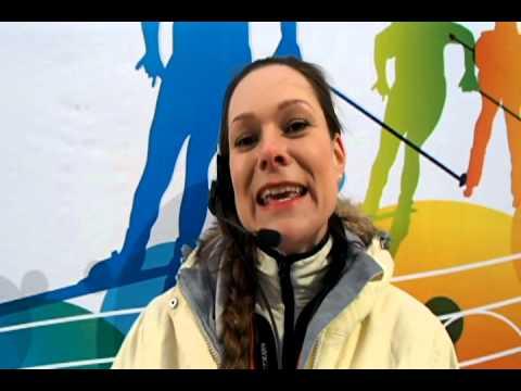 Report for volunteers at IBU WCH Biathlon 2013 in NMNM