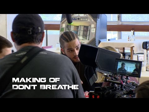 MAKING OF - Don't Breathe (2016)